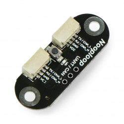 Laserowy czujnik odległości TOF - 5m - UART/CAN - DFRobot SEN0337