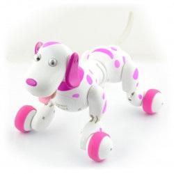 Pies Robot - zdalnie sterowany - 25cm