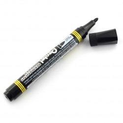 Marker permanentny czarny - Pentel N850