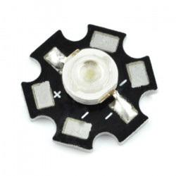 Dioda Power LED Star 1 W -...