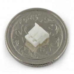 Gniazdo JST proste raster 1,5mm - poziome