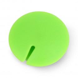 Organizer do przewodów Blow - klips magnetyczny zielony
