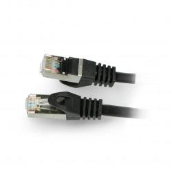 Przewód sieciowy Lanberg Ethernet Patchcord FTP 5e 30m - czarny