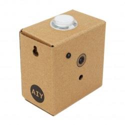 Google AIY Vision Kit - zestaw do budowy urządzenia rozpoznającego obiekty - Raspberry Pi Zero WH