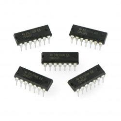Układ logiczny CD4001BP 4xNOR - 5szt.