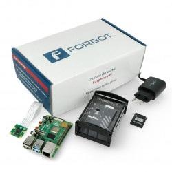 FORBOT - zestaw edukacyjny z Raspberry Pi 4B 8GB + kurs ON-LINE