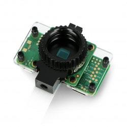 Płytka montażowa do Raspberry Pi Zero i kamery HQ