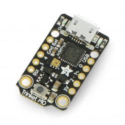 Adafruit Trinket M0 - Mikrokontroler - CircuitPython i Arduino IDE