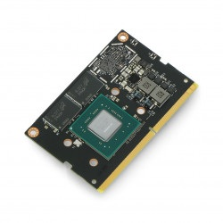NVIDIA Jetson Nano SoM - Nvidia Maxwell, Cortex-A57 Quad-Core 1,43GHz + 4GB RAM + 16GB eMMC
