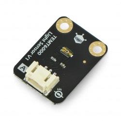 DFRobot Gravity - Analogowy czujnik światła otoczenia TEMT6000