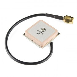 Antena GPS Embedded ze...
