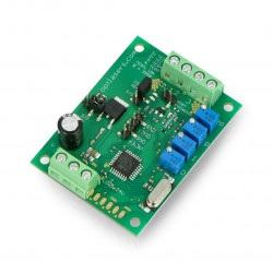 Programowalny kontroler temperatury - TEC-8A-24V-PID-HC-RS232