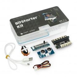 BitStarter Kit - Zestaw Grove dla BBC Micro:bit