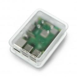 Obudowa TEKO Raspberry Pi Model 3/2/B+ - matowa