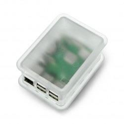 Obudowa TEKO dla Raspberry Pi Model 3/2/B+ z nakładką GPIO - matowa