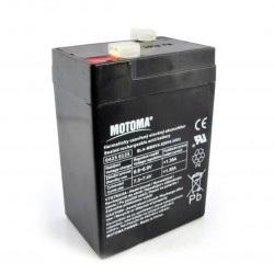 Akumulator żelowy 6V 4,5 Ah...