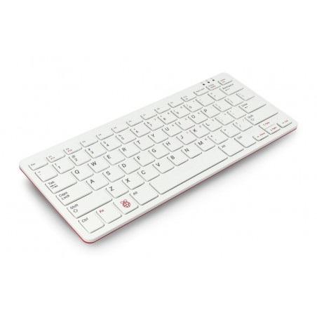 Zestaw z Raspberry Pi 400 US WiFi 4GB RAM 1,8GHz + oficjalne