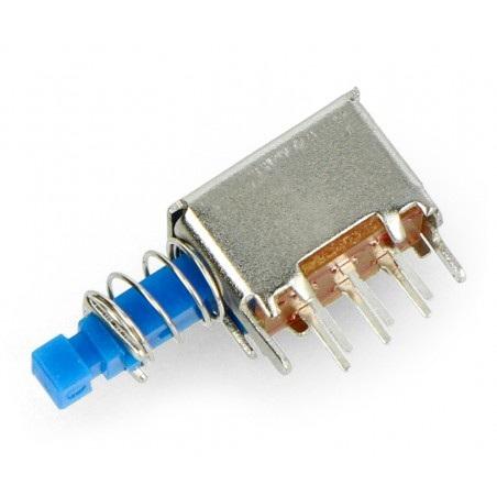 Przełącznik podwójny bistabilny Isostat PCB