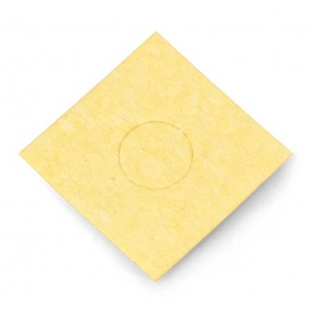 Gąbka do czyszczenia grotu - kwadrat