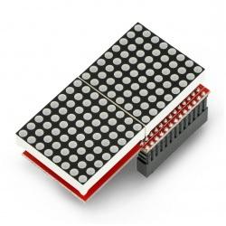 Matryca 128 LED 16x8...