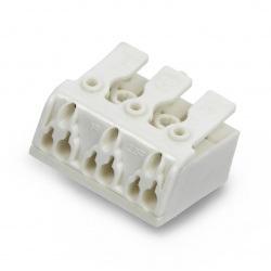 Szybkozłączka elektryczna 3pin 15A/400V