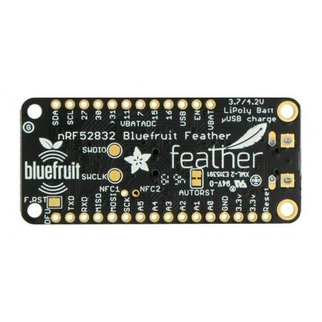 Adafruit Feather nRF52 Bluefruit LE - zgodny z Arduino