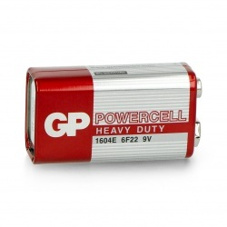 Bateria Powercell 6F22 9V
