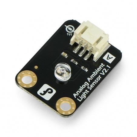 DFRobot Gravity - analogowy czujnik światła otoczenia
