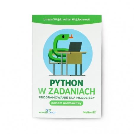 Python w zadaniach. Programowanie dla młodzieży. Poziom