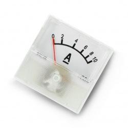 Amperomierz analogowy - panelowy 91C16 mini - 10A