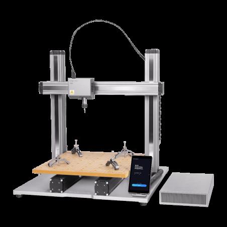 Drukarka 3D Snapmaker v2.0 3w1 model A350 - moduł lasera, CNC