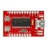 USB Bit Whacker - płytka rozwojowa z układem PIC18F2553 - SparkFun DEV-00762 - zdjęcie 2