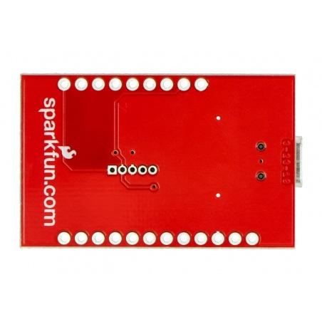 USB Bit Whacker - płytka rozwojowa z układem PIC18F2553 - SparkFun DEV-00762