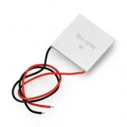 Ogniwo Peltiera TEC1-12705 12V / 5A