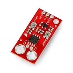 Low Current Sensor ACS723 - czujnik prądu 5A - SparkFun SEN-14544