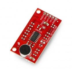 Detektor dźwięku - mikrofon ze złączami - SparkFun SEN-14262