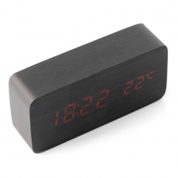 Zegar / budzik z podświetleniem na szafkę