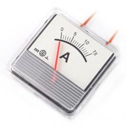 Amperomierz analogowy - 15A