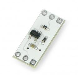 Moduł Pixel Boost - bufor napięcia 3,3V/5V dla diod WS2812B