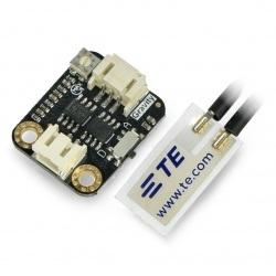 DFRobot Gravity - czujnik wibracji z elastyczną folią piezoelektryczną