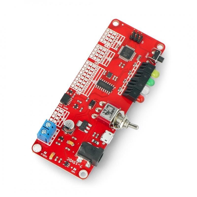 RedBoard Edge ATmega328 - zgodny z Arduino - SparkFun DEV-14525