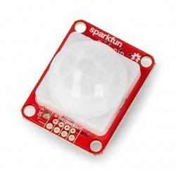 OpenPIR - zaawansowany czujnik ruchu - SparkFun SEN-13968