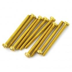 Śrubki M3 długość: 35mm - 100szt.