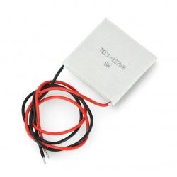 Ogniwo Peltiera TEC1-12708 12V / 8A