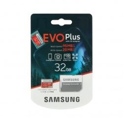 Karta pamięci Samsung EVO Plus microSD 32GB 95MB/s UHS-I klasa 10