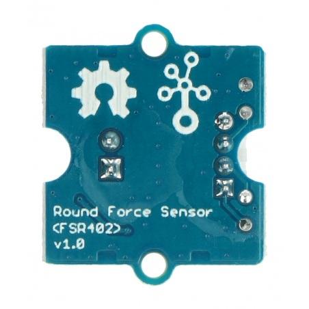 Grove - czujnik siły nacisku FSR402 z modułem - 2kg