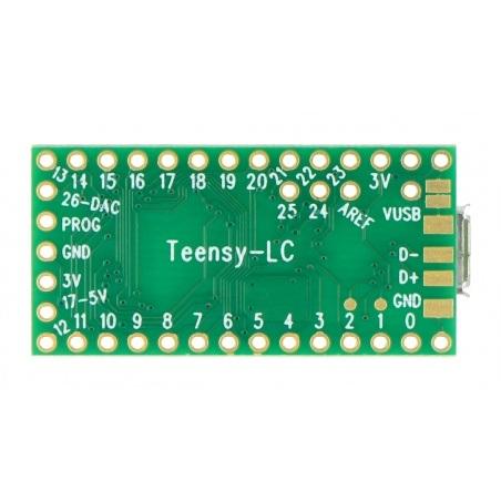 Teensy LC ARM Cortex M0+ - zgodny z Arduino - SparkFun DEV-13305