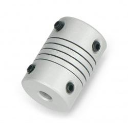 MakeBlock 84720 - łącznik elastyczny 4x4mm