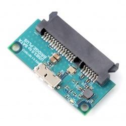 Moduł USB 3.0 - SATA...