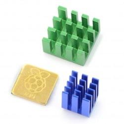 Elementy montażowe do Raspberry Pi 3B+